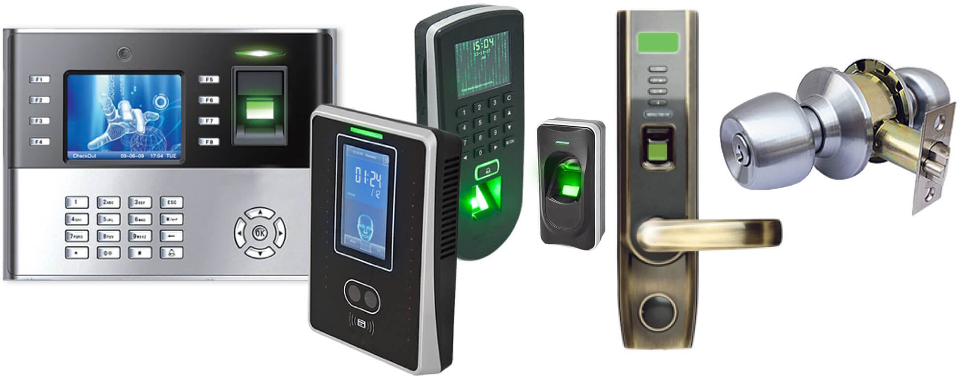 Access Control & Biometric